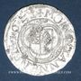 Coins Alsace. Thann. 1 batz 1623