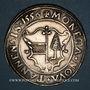 Coins Alsace. Thann. Taler 1556.