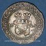 Coins Alsace. Wissembourg. 12 kreuzers 1622