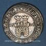Coins Alsace. Wissembourg. 12 kreuzers 1624