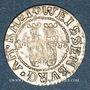 Coins Alsace. Wissembourg. 2 kreuzers 1633. R ! R !