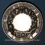 Coins Alsace. Wissembourg. Comice agricole de Wissembourg (1868). Médaille argent. 36,92 mm