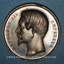 Coins Colmar. Concours régional agricole. 1860. Médaille argent. 41,42 mm. Gravée par Caqué