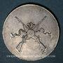 Coins Colmar. Société de tir de Colmar. Plomb. 26,8 mm