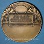 Coins Guebwiller. 5e fête fédérale et concours international de gymnastique et de sports. 1933. Médaille
