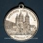 Coins Guebwiller. 5e tournoi des cercles de gymnastique des jeunesses catholiques d'Alsace. 1903