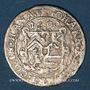 Coins Hanau-Lichtenberg. Jean René I (1599-1625). 3 kreuzers 1600