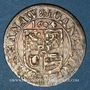 Coins Hanau-Lichtenberg. Jean René I (1599-1625). 3 kreuzers 1604