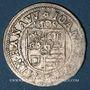 Coins Hanau-Lichtenberg. Jean René I (1599-1625). 3 kreuzers 1605