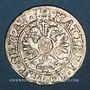 Coins Hanau-Lichtenberg. Jean René I (1599-1625). 3 kreuzers (n. d.), à la titulature de Matthias I