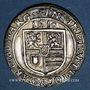 Coins Hanau-Lichtenberg. Jean René I (1599-1625). Teston 1610