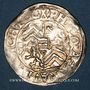 Coins Hanau-Lichtenberg. Philippe V (1585-1599). 3 kreuzers 1596. Woerth ou Ingwiller