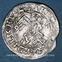 Coins Hanau-Lichtenberg. Philippe V (1585-1599). 3 kreuzers 1599, Woerth ou Ingwiller