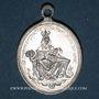 Coins Hohatzenheim (67). Souvenir de l'église (fin 19e - début 20e). Aluminium. Ovale avec anneau