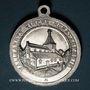 Coins Hohatzenheim. Souvenir du pèlerinage à Hohatzenheim (fin 19e–début 20e). Médaille aluminium