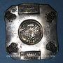 Coins Landau assiégé par les Français. 2 florins 8 kreuzers 1713