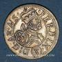 Coins Landgraviat d'Alsace. Ensisheim. Ferdinand, archiduc (1564-1595). 3 kreuzers n. d. Inédit !