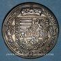 Coins Landgraviat d'Alsace. Ensisheim. Ferdinand, archiduc (1564-1595). Taler n. d.