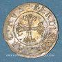 Coins Landgraviat d'Alsace. Ensisheim. Ferdinand, archiduc (1564-1595). Vierer frappé à Ensisheim