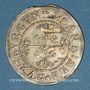 Coins Landgraviat d'Alsace. Ensisheim. Léopold V (1619-1632). Duplex (doppelplappart) 1623