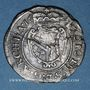 Coins Landgraviat d'Alsace. Ensisheim. Léopold V (1619-1632). Plappart 1623