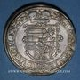 Coins Landgraviat d'Alsace. Ensisheim. Léopold V (1619-1632). Taler 1630. Frappé à Ensisheim