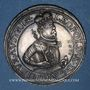 Coins Landgraviat d'Alsace. Ensisheim. Léopold V (1619-1632). Taler 1631. Frappé à Ensisheim
