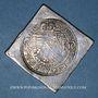 Coins Landgraviat d'Alsace. Ensisheim. Léopold V (1619-1632). Taler sur flan carré. Brisach