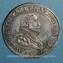 Coins Landgraviat d'Alsace. Ensisheim. Maximilien, archiduc (1612-1618). Taler 1616/5