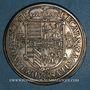 Coins Landgraviat d'Alsace. Ensisheim. Maximilien, archiduc (1612-1618). Taler 1618