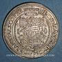 Coins Landgraviat d'Alsace. Ensisheim. Rodolphe II (1602-1612). Taler 1606