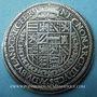 Coins Landgraviat d'Alsace. Ensisheim. Rodolphe II (1602-1612). Taler 1607