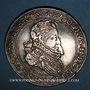 Coins Landgraviat d'Alsace. Ensisheim. Rodolphe II (1602-1612). Taler 1610