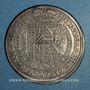 Coins Landgraviat d'Alsace. Ensisheim. Rodolphe II (1602-1612). Taler 1613