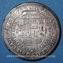 Coins Landgraviat d'Alsace. Ensisheim. Rodolphe II (1602-1612). Taler n. d.