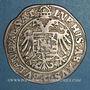 Coins Landgraviat d'Alsace (Thann). Ferdinand I, empereur (1556-1564). Zehner (= 10 kreuzers). Thann
