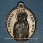 Coins Mont Sainte-Odile. La fontaine. Bronze avec traces d'argenture
