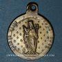 Coins Mont Sainte-Odile. Souvenir. Bronze. Ronde