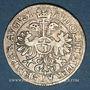 Coins Murbach et Lure. André d'Autriche (1587-1600). 3 kreuzers 1596. Guebwiller.