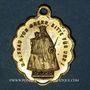 Coins Oderen. Souvenir de la Chapelle Notre Dame du Bon Secours (fin 19e – début 20e). Médaille laiton