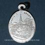 Coins Oderen. Souvenir de Notre Dame d'Oderen (fin 19e – début 20e). Aluminium. 17,60 x 24,93 mm.
