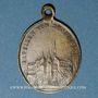 Coins Sanctuaire de Notre Dame de Dussenbach (Ribeauvillé). Souvenir. (fin 19e - début 20e). Médaille