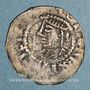 Coins Strasbourg. Evêché. Otton I le Grand, roi et l'évêque Otton III (950-962). Obole. R ! R ! R !