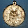 Coins Tournoi de gymnastique d'Alsace-Lorraine – Souvenir. Médaille bronze. 36,36 mm