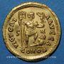 Coins Arcadius (383-408). Solidus. Sirmium, 1ère officine, 393-395