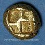 Coins Ionie. Erythrée (550-400 av. J-C). Hecté (= 1/6 de statère)