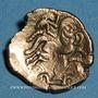Coins Pictones (région de Poitiers). Statère, groupe A ; classe A2 var 1b