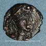 Coins Les Vandales. Hildéric (523-530). Nummus bronze