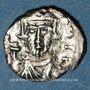 Coins Empire byzantin. Constant II (641-668). 1/2 silique. Carthage, 652-657