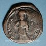 Coins Empire byzantin. Constantin X Ducas (1059-1067). Follis. Constantinople, 1059-1067